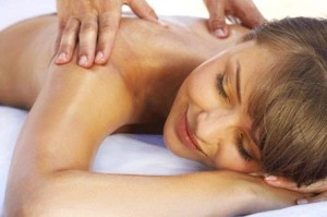 Massage For Stress and Work